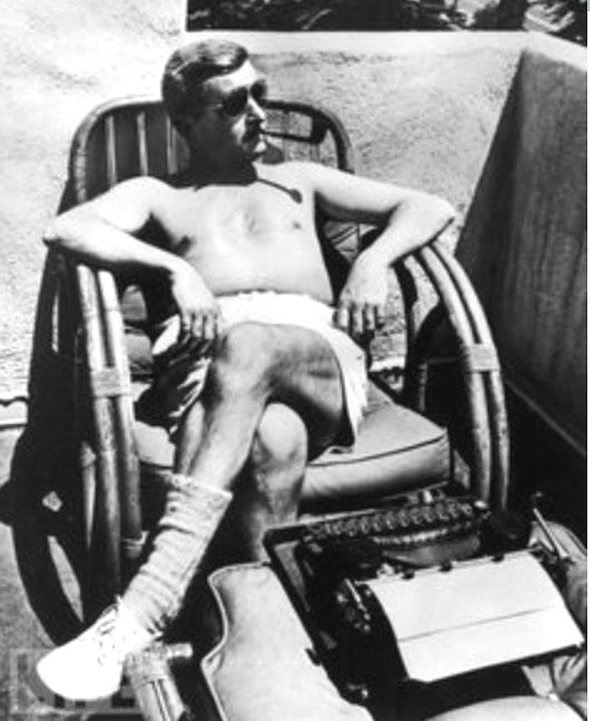 Faulkner Photo LA lounge