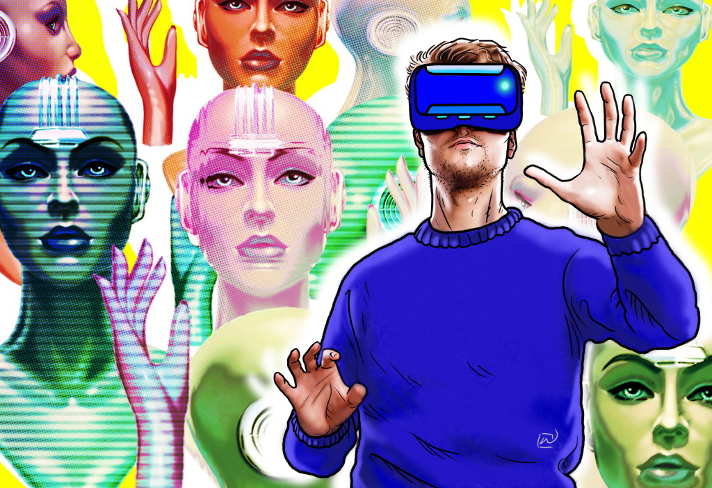 Virtual Reality 01