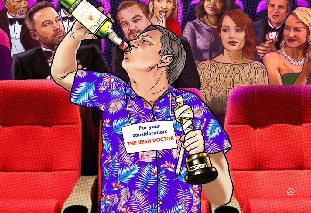Oscar revenge