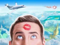 Lipstick II <br> by Michael Burns