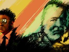 Hemingway's Suitcase <br> by Dennis McDougal