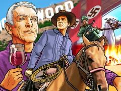 Falling Off Horses <br> by John D. Ferguson