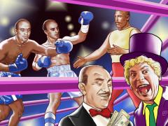 Sucker Punch <br> by Leslie Epstein