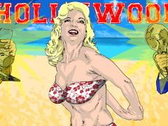 The Billion Dollar Bikini <br> by Jeffrey Peter Bates