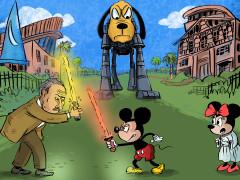 Walt's Last Wishes <br> by Nat Segaloff